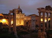Rome by Night Walking Tour
