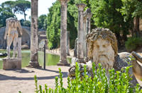 Tivoli Day Trip from Rome: Villa d'Este and Hadrian's Villa