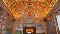 Vatican Museum & Sistine Chapel skip-the-line ticket