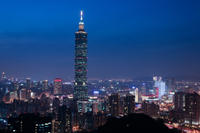 Taipei Night Tour Including the Taipei 101 Building*