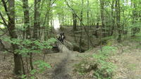 Cycling tour in Landscape Park near Warsaw