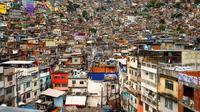Balade dans la favela Rocinha