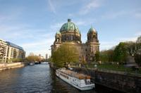 Berlin Sightseeing Cruise on the River Spree