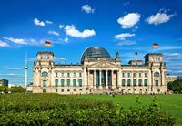 Excursión en autobús con paradas libres por la ciudad de Berlín con crucero opcional