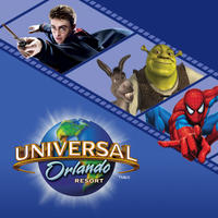 Universal Orlando 3-Park Bonus Ticket - UK Residents