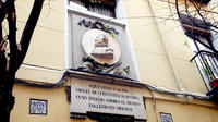 Madrid Guided Walking Tour including Spanish Literature Places