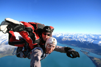 Skydiving Queenstown*