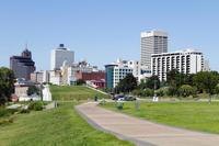 Downtown Memphis*