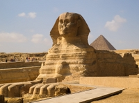 Excursion privée : Pyramides de Gizeh et le Sphinx