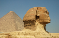 Great Sphinx of Giza, Cairo*