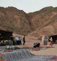 Private Tour: Egyptian Stars and Bedouin Dinner