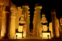 Karnak Sound and Light Show*