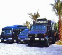 Private Convoy Transfer from Luxor to Aswan*