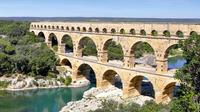 Small Group Half-Day Pont du Gard and Roman Theater Tour with Wine Tasting from Avignon