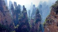 Private Day Tour Of Zhangjiajie National Park Including Lunch