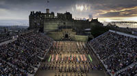 The Royal Military Tattoo, Edinburgh City Tour, Rosslyn Chapel and Dinner from Glasgow