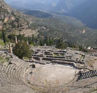 2-Tage Ausflug von Athen nach Delphi