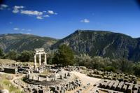 Athens Super Saver: City Sightseeing Tour and Half-Day Cape Sounion Trip plus Delphi Day Trip