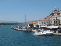 Tagestour mit dem Schiff von Athen nach Hydra, Poros und Egina