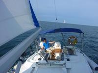 Mediterranean Sea Sailing Trip from Barcelona