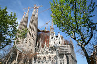 Priority Access: Best of Barcelona Tour Including Sagrada Familia
