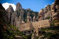 Private Montserrat, Gaudi and Modernism Day Trip from Barcelona