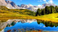 Full-Day Dolomites Mountains Tour
