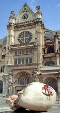 Paris Walking Tour for Children and Families