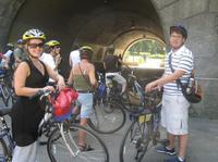 Hudson River Park Greenway and Central Park Bike Tour