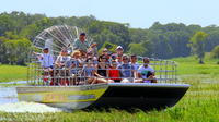 Orlando Wildlife Tour: Airboat Ride and Gatorland Combo Including Transport