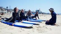 Beach Surf Lessons in San Clemente