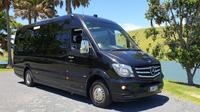 Auckland Airport Private Transfer - First Class EVM Mercedes 16-Pax Minibus Private Car Transfers