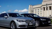 Auckland Airport Private Transfer - New BMW 7 Series VIP Sedan Private Car Transfers