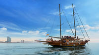 Wooden Boat Cruise in Barcelona