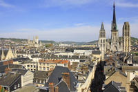 Private Tour: Rouen and Giverny Day Trip from Caen