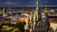 1 Day Optimized Mini-Group City And Peterhof Park Tour