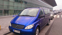 Warsaw Chopin Airport WAW 1-4 PAX One Way Private Transfer