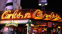All-Inclusive Access to CarlosN Charlies and Señor Frogs