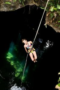 Ek Balam Tour from Cancun Including Cenote Maya Park