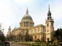 Private Tour: London Walking Tour of St Paul's Cathedral