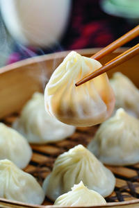 Tasty soup dumplings*