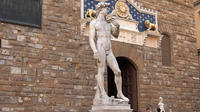 Full-Day Tour of Florence from Rome with Transfers