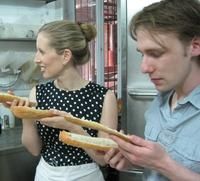 Experience Paris: Baguette and Croissant Workshop