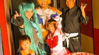 Cosplay Photo Experience In Osaka