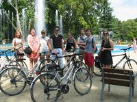 Budapest Sightseeing Tour by Bike with Lunch