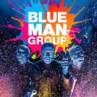 Blue Man Group Live Show