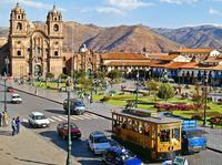 Private Half-Day Cusco Tour: Sacsayhauman, Tambomachay, Qorikancha