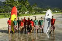 Kauai Learn to Surf Lesson
