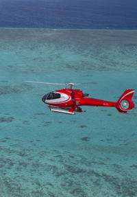 Orpheus Island Day Trip by Helicopter from Townsville