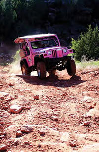 Diamondback Gulch Jeep Tour from Sedona